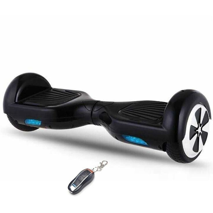 HoverBoard electric Tornado 6.5, Bluetooth, Negru