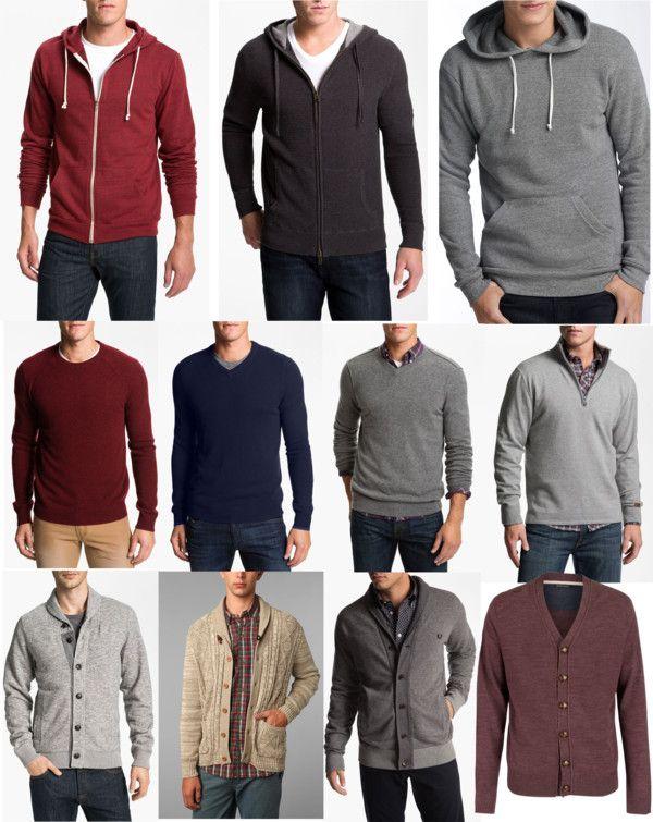 men's casual outerwear