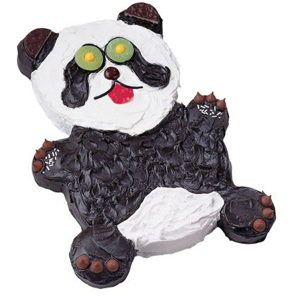 Panda Cake Recipe | Spoonful