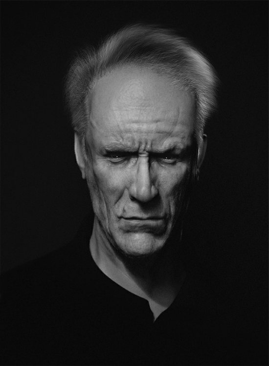 Clint Eastwood. I first met Clint when he was still married to Maggie and Kyle was a small one and I would sit with him while Clint and Maggie played tennis with Dad and whoever his doubles partner was.  Clint later became our Mayor and did a fine job and remains one of the most down to earth types you'd ever meet.  His body of work is great but his love for the Monterey Peninsula means more to me.
