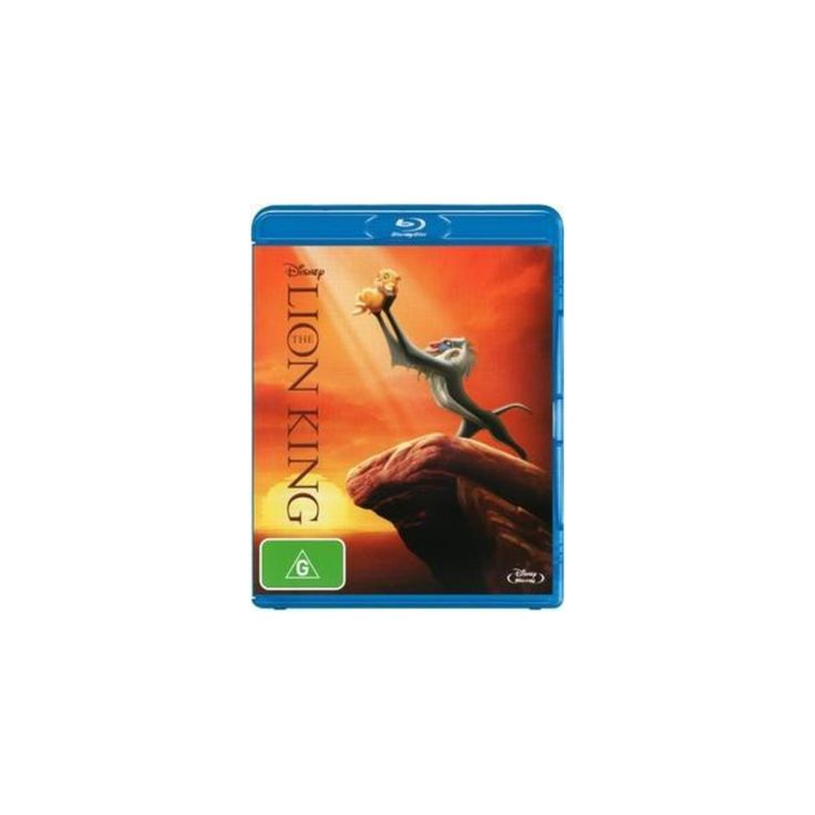 Lion King (Blu-ray), Movies