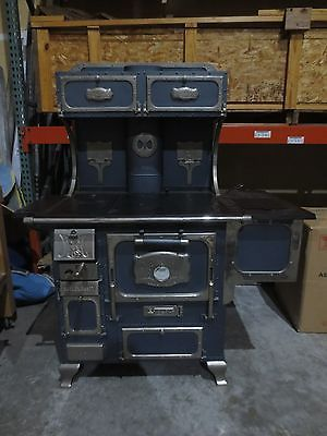1928 Vintage Monarch Cook Stove Model #1525A Wood Stove PRICE REDUCED