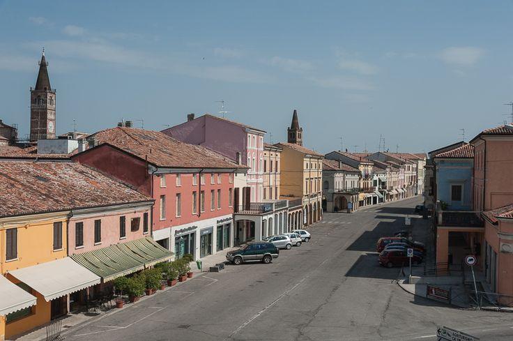 Via Enrico Ferri, San Benedetto Po