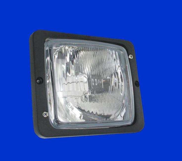 H4 Scheinwerfer E Zeichen  Abblendlicht + Fernlicht Case IHC 383, 423, 523, 553