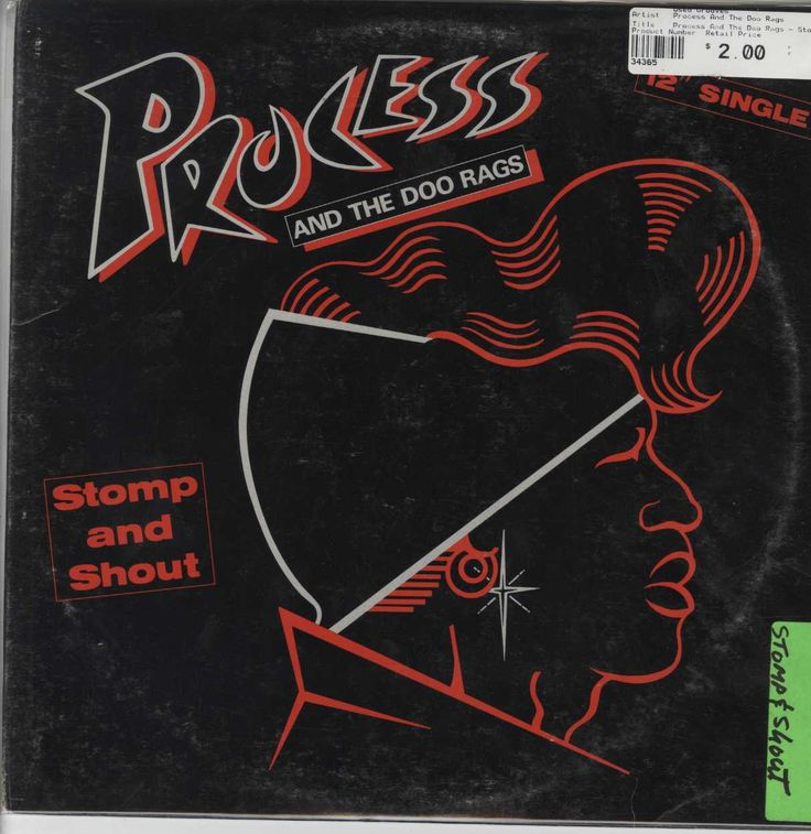 Process And The Doo Rags - Stomp And Shout