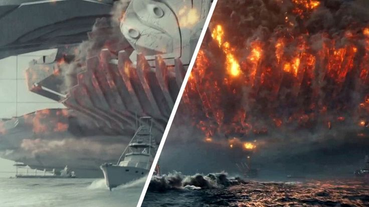 A visual effects breakdown video for Independence Day: Resurgence set to electronic music