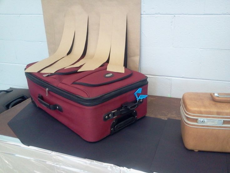 Flight School vbs, amazing wonders aviation, vacation Bible school, baggage claim, decorations theme props