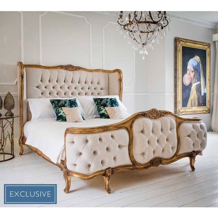 40 best Versailles Gold French Bedroom Collection images on Pinterest