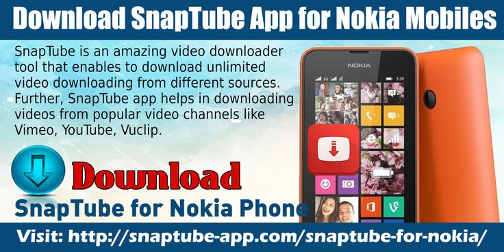 SnapTubeis an amazing video downloader tool that enables to download unlimited video downloading from different sources. Further, SnapTube app helps in downloading videos from popular video channels like Vimeo, YouTube, Vuclip.