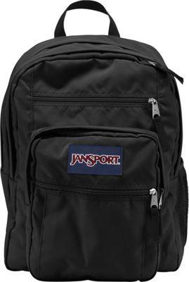 $46 - JanSport Big Student Backpack Black - via eBags.com!