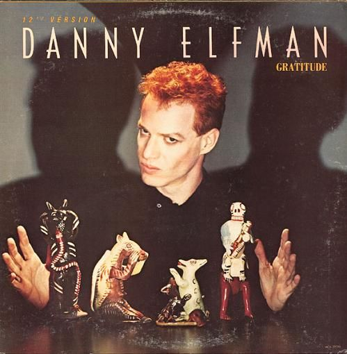 Danny Elfman - another awesome ginger  :)