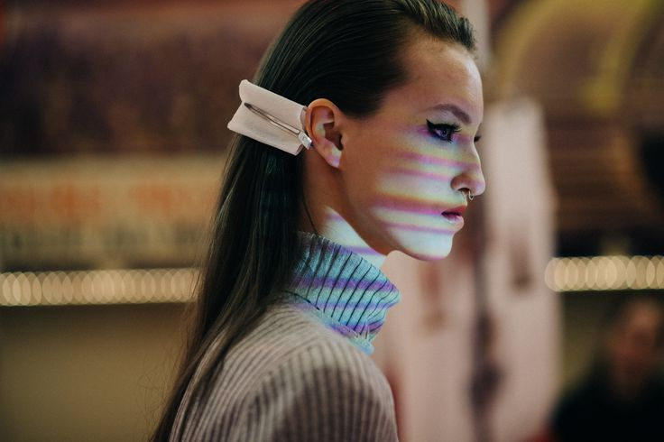 Ulyana Sergeenko SS2017 Couture collection // photo by Adam Katz Sinding