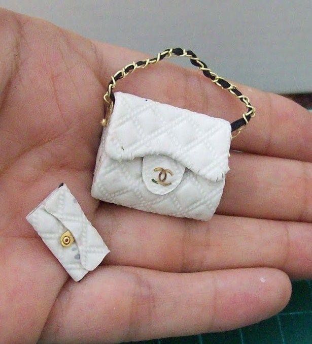 how to: Chanel handbag