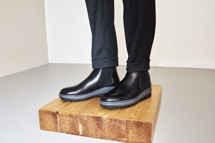 Filippa K Man AW15, the perfect boots for fall winter 2015