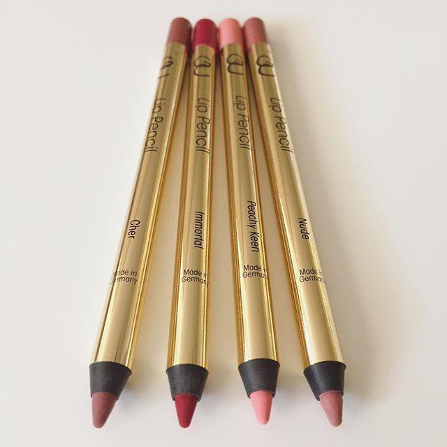 Gerard Cosmetics lip liners