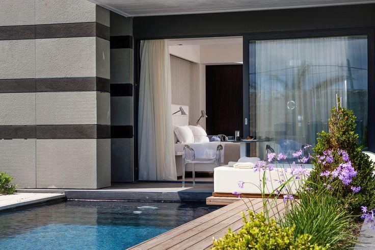 Aqua Blu - Kos, Greece Perched on the beautiful...   Luxury Accommodations