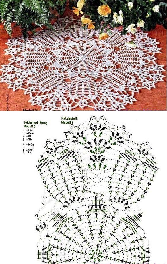 crochet pattern <3 Deniz <3
