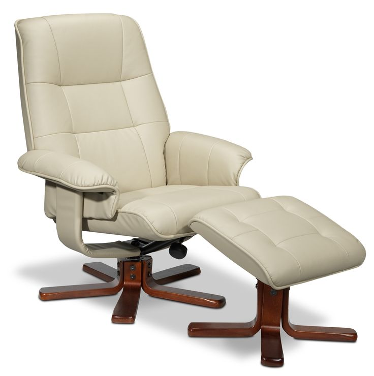 Vera Upholstery Chair Ottoman