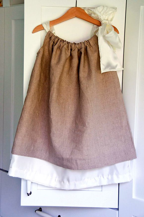 Make This Classic Pillow Case Dress