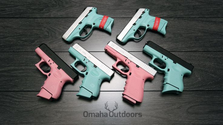 Glocks created by Omaha Outdoors