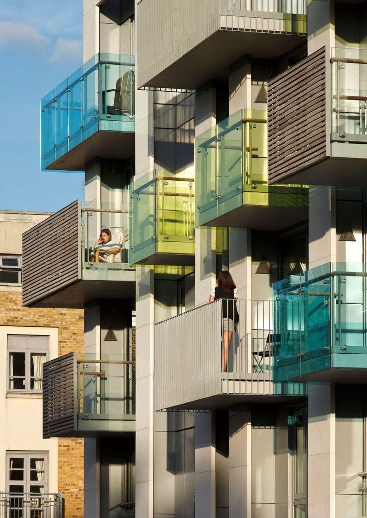 Balcony Design London: 7 Best Barnsbury, London N7 & N1, Barnsbury Flats & Houses