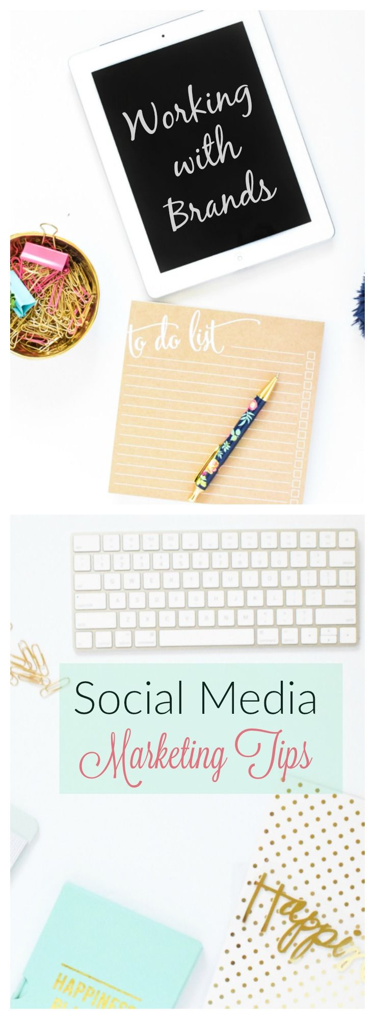 7 Tips on Working with brands & Social Media Marketing Tips