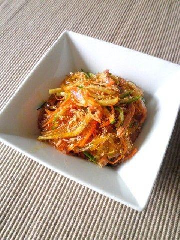 中華風春雨サラダ by Y'sさん | レシピブログ - 料理ブログのレシピ満載!