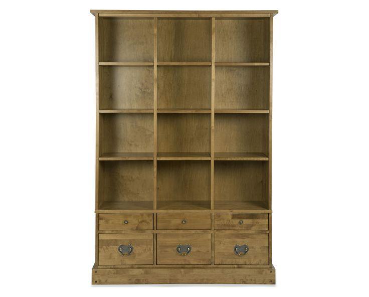 Garrat 6 drawer bookcase. Great storage piece