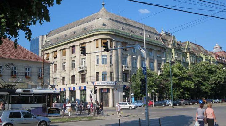 Timisoara - Temeswar - Bulevardul Revolutiei 1989 - Temeswar.info
