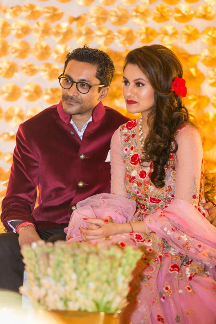 Photographer - Made For Each Other! Photos, Hindu Culture, Beige Color, Hairstyle, Make Up, Bridal Makeup pictures, images, vendor credits - Avnish Dhoundiyal Photography, Varun Bahl, WeddingPlz
