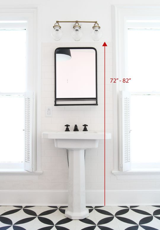 Bathroom Lighting Installation 581 best home lighting 101 images on pinterest | home lighting