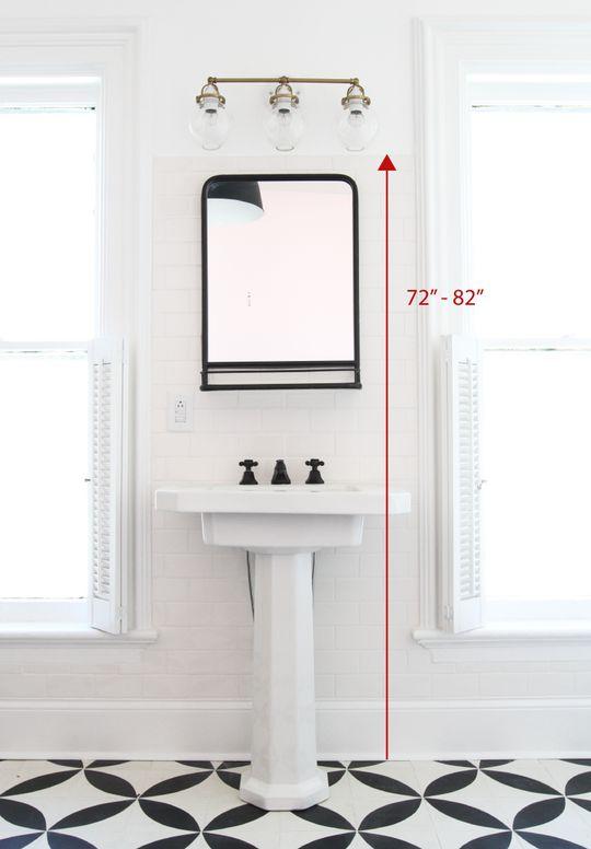 Amazing How To Choose The Best Bathroom Light Fixtures