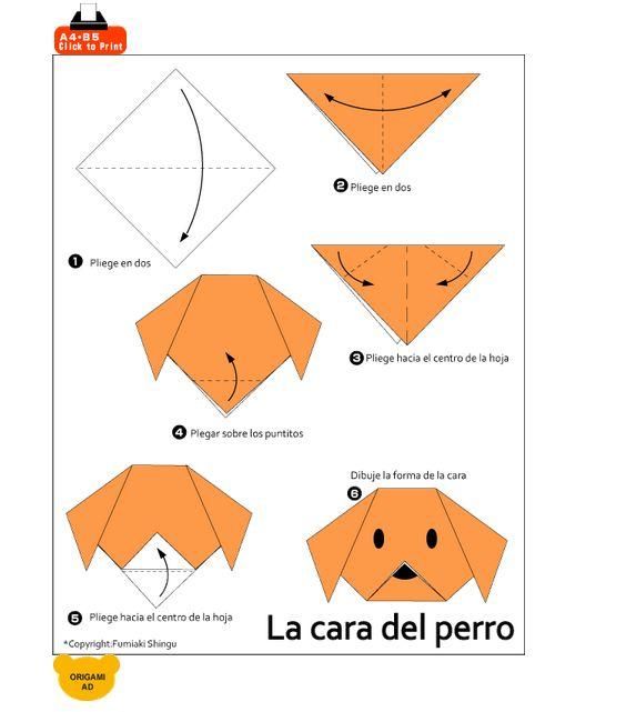 Reinventando Saberes: Dobraduras: Atividades com dobraduras - Origami