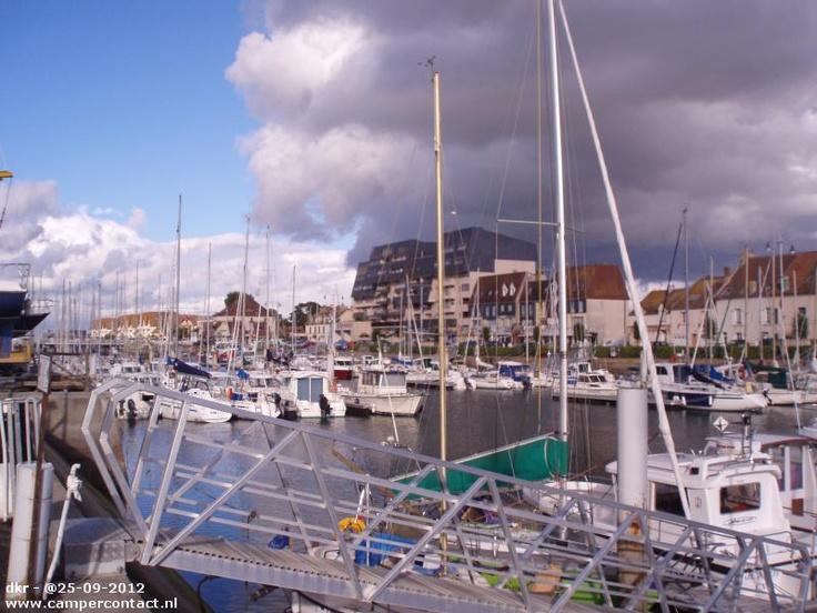 Courseulles Sur Mer Et Son Port De Plaisance