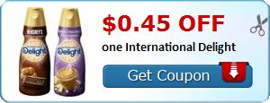 New Coupons for International Delight, Skippy, Dole, Oscar Mayer, Vicks, Iams, and Many More!