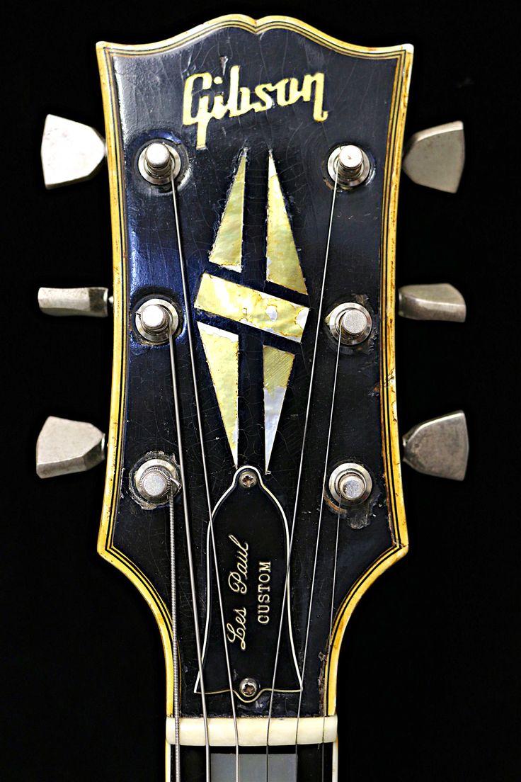 1957 Gibson Les Paul Custom