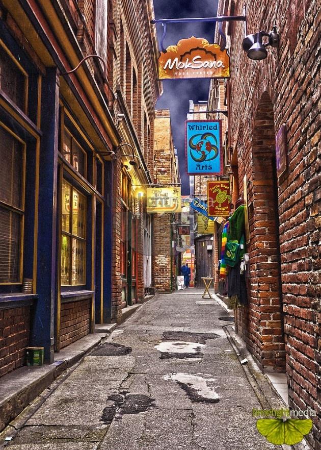 FanTan Alley Victoria B.C.