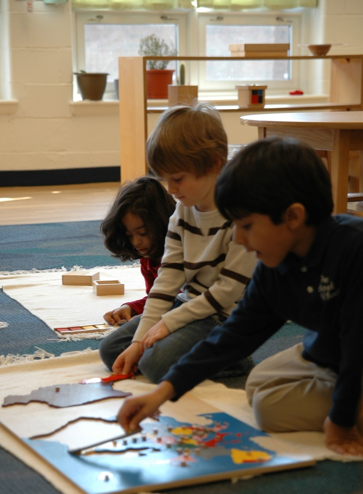 Inside Collaborative Classroom ~ Best images about inside our montessori classrooms on