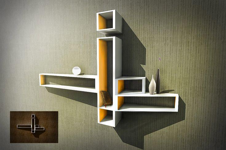Shelf Design   Mercedesa Wing