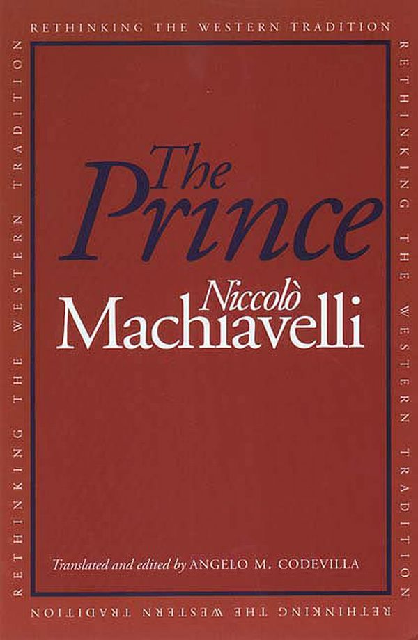 """A prince never lacks legitimate reasons to break his promise.""    Niccolo Machiavelli"