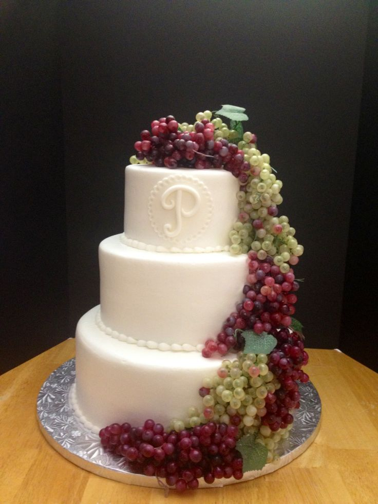 vineyard themed wedding cakes vineyard themed wedding cake made by teresa cakes llc 21598