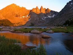 Shadow Lake, Wind River Range