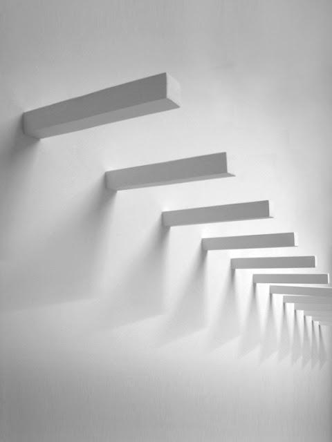 'Daylight Comes Sideways', 2007 _ by Yoonjin Jung _: Yoonjin Jung, White Color, White Ii, Media 2011, Mixed Media, Minimal Interiors, Start Posts, Medium, Yoonjin Work