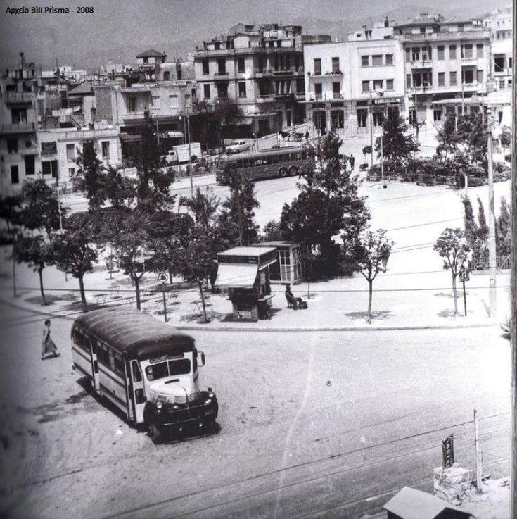 Platia Kypselis 1950