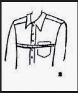 cara membuat pola pakaian pria dewasa