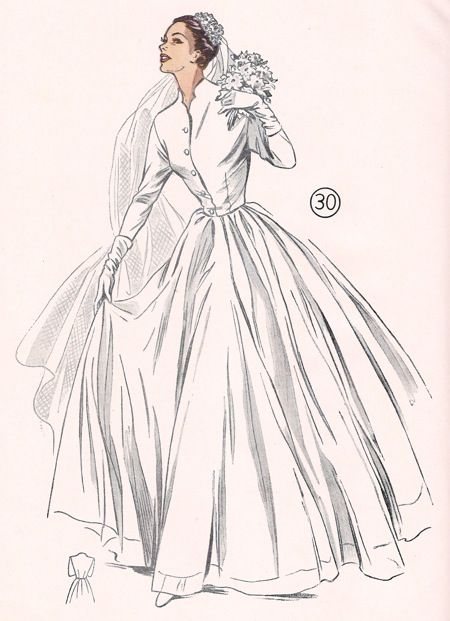 711 best Vintage Patterns images on Pinterest | Vintage fashion ...