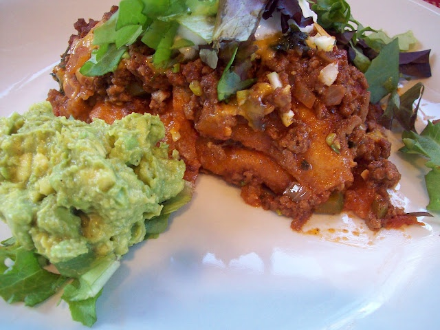 Enchilada Pie