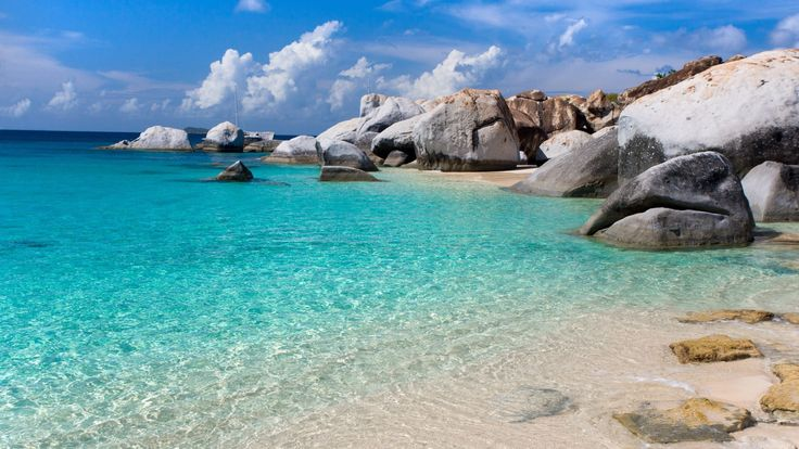 Beautiful Calm Amazing Ocean Nature Landscape Beach