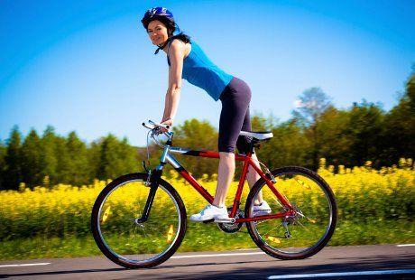 Manfaat Bersepeda Untuk Kesehatan yang Harus Anda Ketahui   Olahraga bersepeda saat ini sudahsemakin meningkat, mulai sejak beragam info mengenai manfaatnya disosialisasikan pada orang-orang. Selain buat sehat, bersepeda juga menolong kurangi polusi yang dihasilkan bila kita menggunakan kendaraan bermotor. Kota-kota di Indonesia juga semakin banyak yang...  Sumber : http://www.kioopo.com/manfaat-bersepeda-untuk-kesehatan-yang-harus-anda-ketahui-4760
