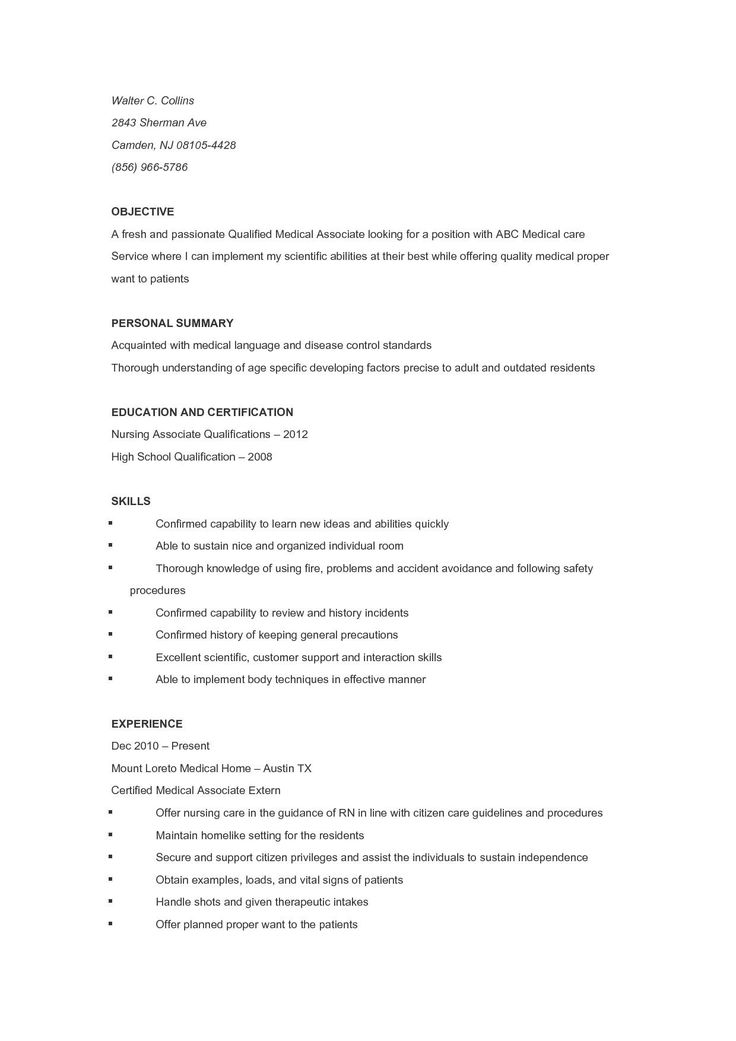 cna resume cover letter and templates samples for